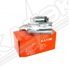 Стартер Daewoo Lanos, Nexia, Aveo, Lacetti 0, 8 kW редукторный (пр-во КАТЭК)арт. 96430344